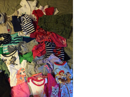 Lot sz 4-5 girls